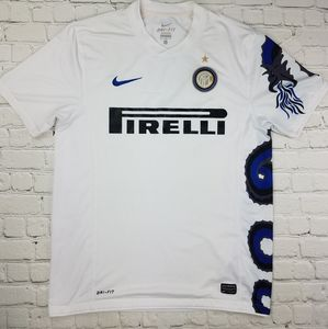 2010/11 Authentic Inter Milan Away Soccer Jersey